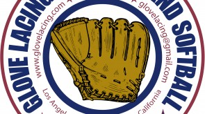 Glove lacing official Logo