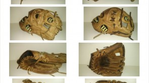 Wilson A2000 from tan to brown lace