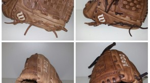 Wilson A800 brown lace