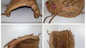 Rawlings tan lace
