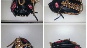 Rawlings gold lace