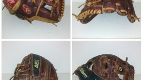Rawlings & Wilson tan lace